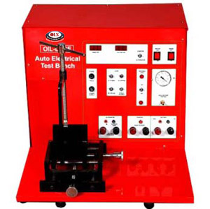 Battery charger tester manufacturing in india for Electric motor test bench
