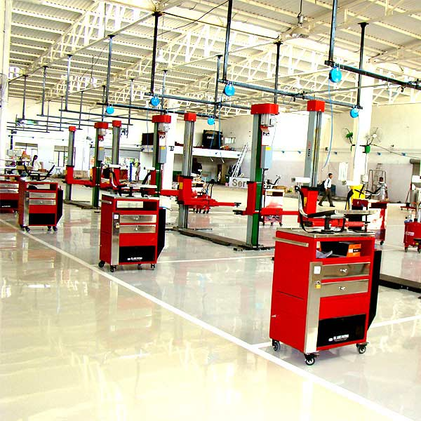 Car Workshop Rent Enfield