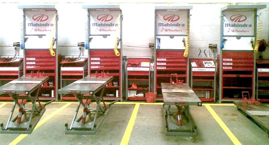 Automotive Garage Equipment Manufacturing Company In